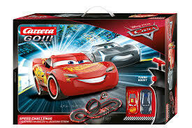 Pista de Carrera de Rayo McQueen - Speed Challenge