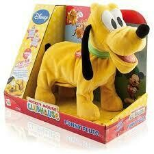 Pluto Peluche Divertido de Disney