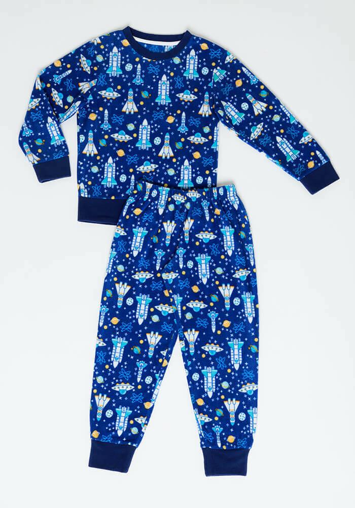 Pijama Polar Cohetes