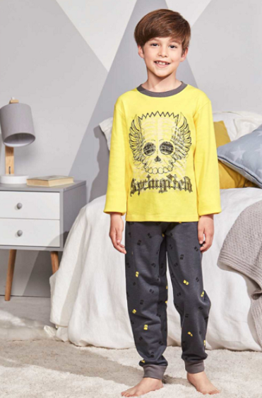 Pijama Los Simpson de Algodon