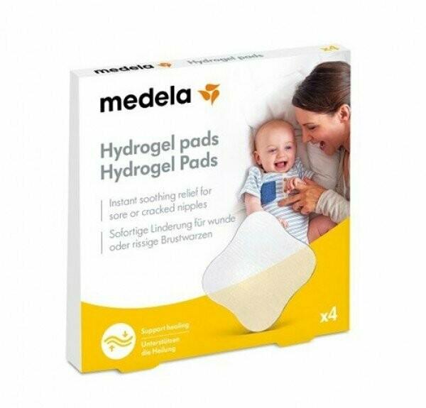 Medela - Parches Hydrogel x 4 unidades