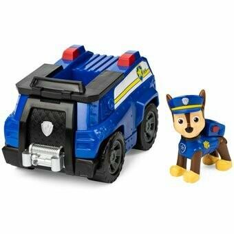 Paw Patrol - Vehiculo Basico de Chase