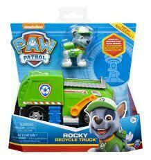 Paw Patrol - Vehiculo Basico de Rocky