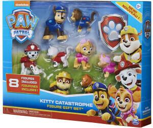 Paw Patrol - Pack de Figuras con Kit de Catastrofe