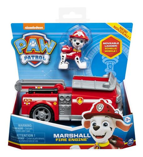 Paw Patrol - Vehiculo Basico de Marshall
