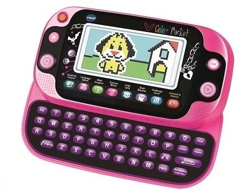 Vtech - Genio Color Pocket Juguetes Laptop Niños