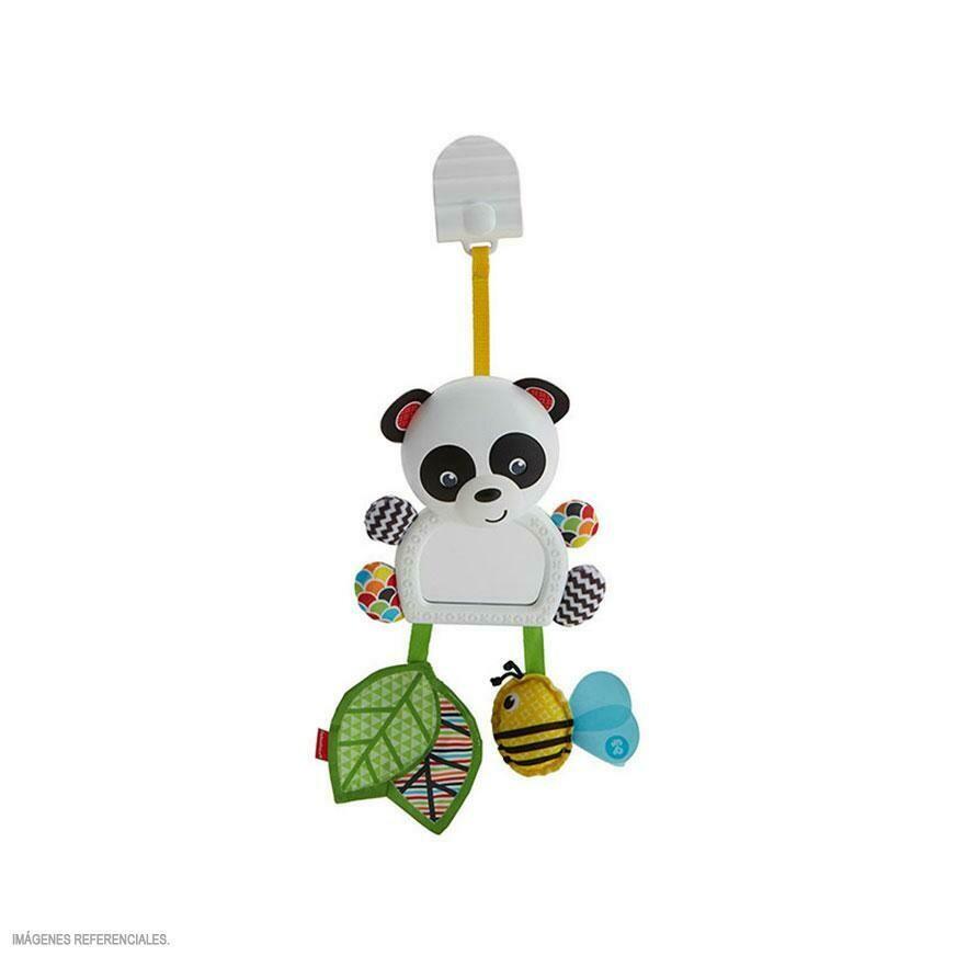 Fisher Price - Oso Panda De Paseo