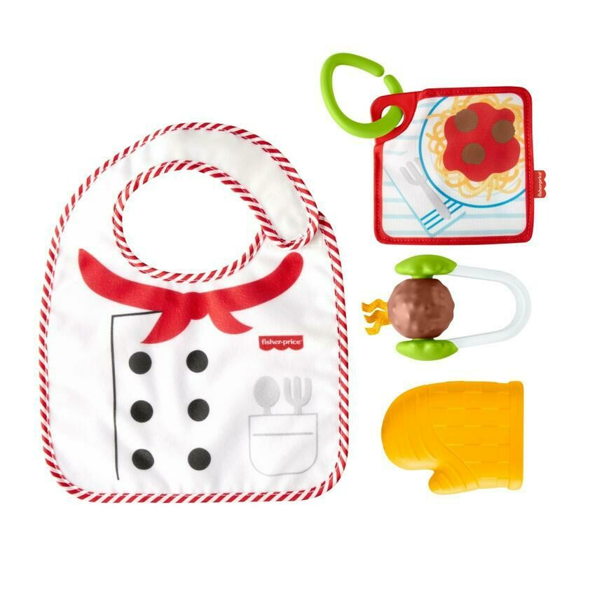 Fisher Price - Set De Regalo Mini Chef