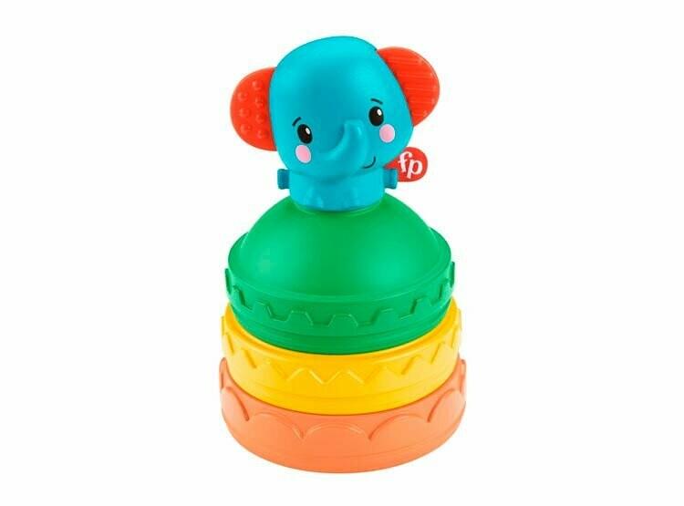 Fisher Price - Elefante Apilador