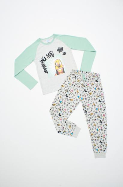 Pijama Pluto de Algodon