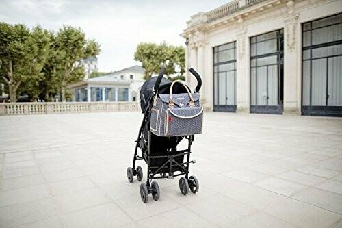 Babymoov - Bolso pañalero Baby Style Dotwork
