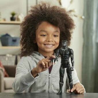 Hasbro - Avengers Titan Hero Figura Black Panther