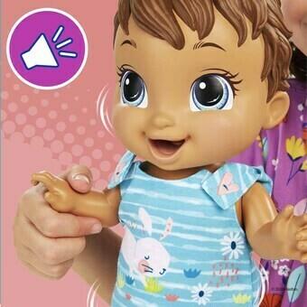 Baby Alive - Bebe Saltitos Y Risitas
