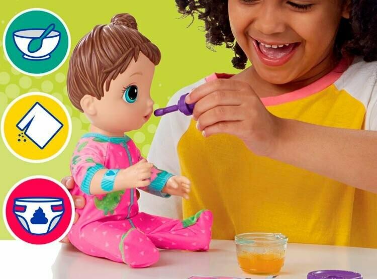 Hasbro - Baby Alive Bebe Prepara Mi Medicina Brn