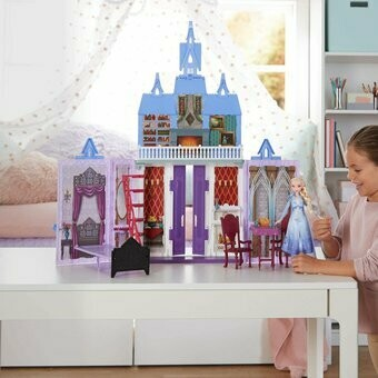 Hasbro - Frozen Disney Castillo De Arendelle Portatil