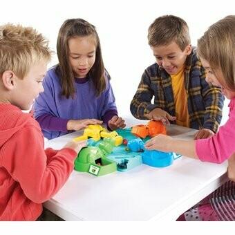 Hasbro - Juegos Hasbro Hippos Glotones