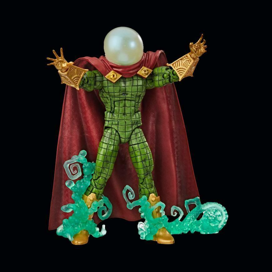 Hasbro - Marvel Spiderman Legends Mysterio