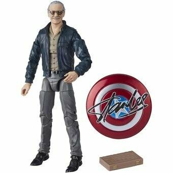 Hasbro - Marvel Legends Stan Lee