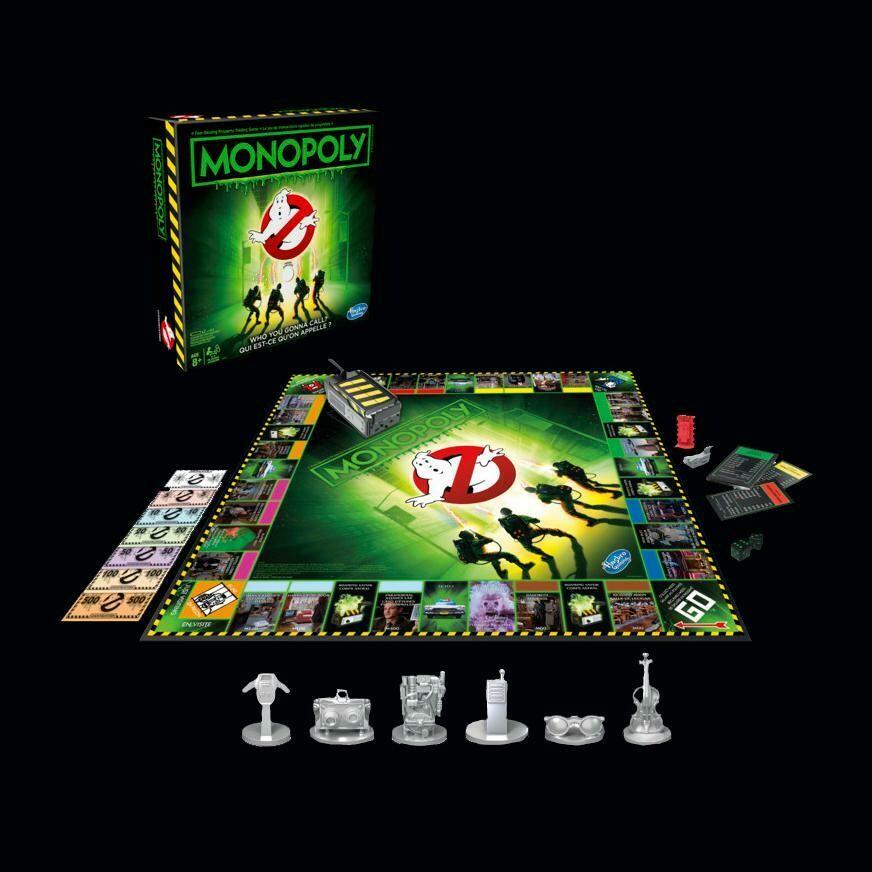 Hasbro - Monopoly Ghostbusters
