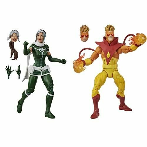 Hasbro - Marvel X-Men Figura De Aniversario  7