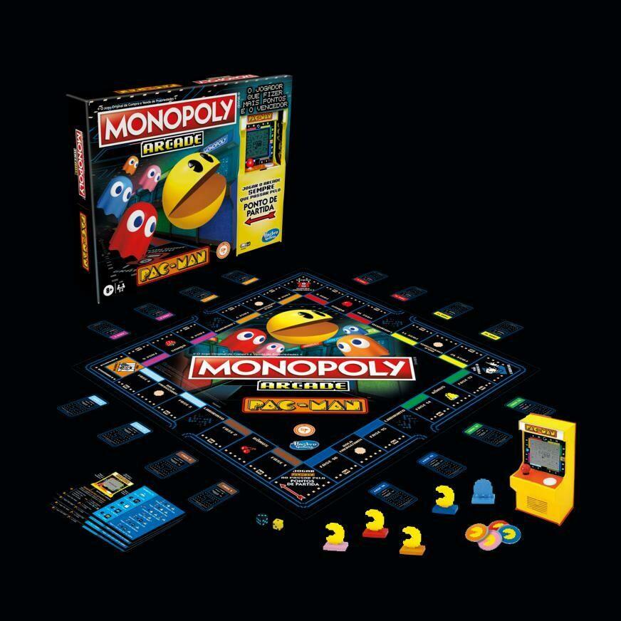 Hasbro - Monopoly Arcade Pacman