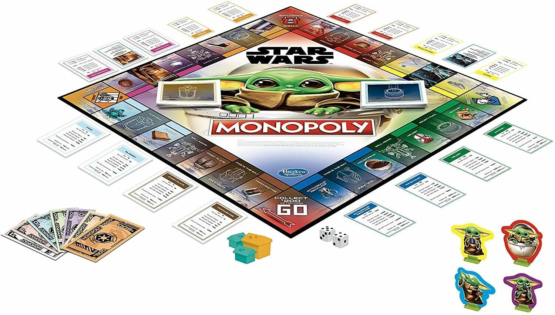 Hasbro - Monopoly Star Wars The Child