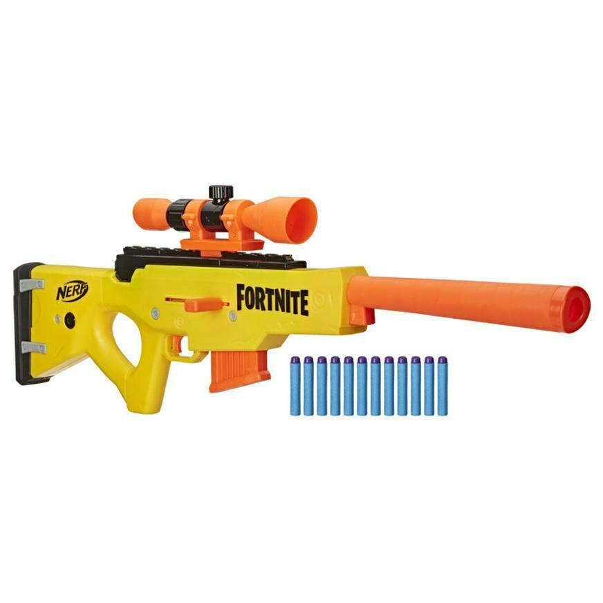 Hasbro - Nerf Fortnite Basr L