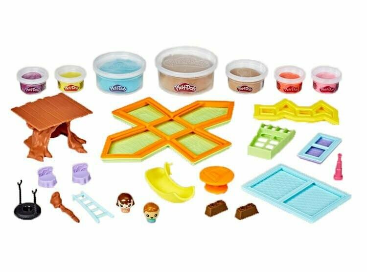 Hasbro - Play Dooh Casita De Arbol