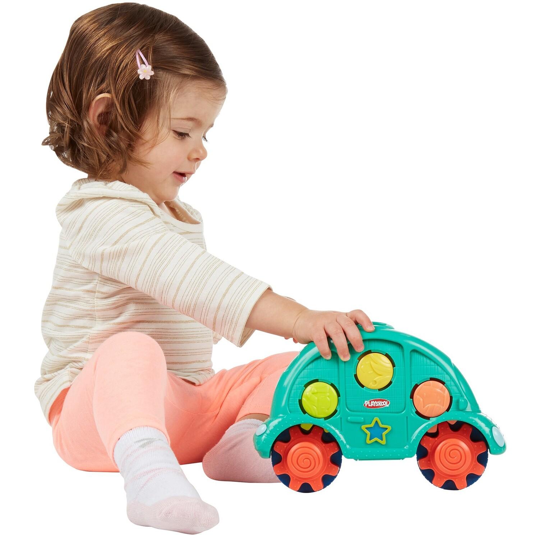 Hasbro - Play Skool Pla Roll N Gear Car