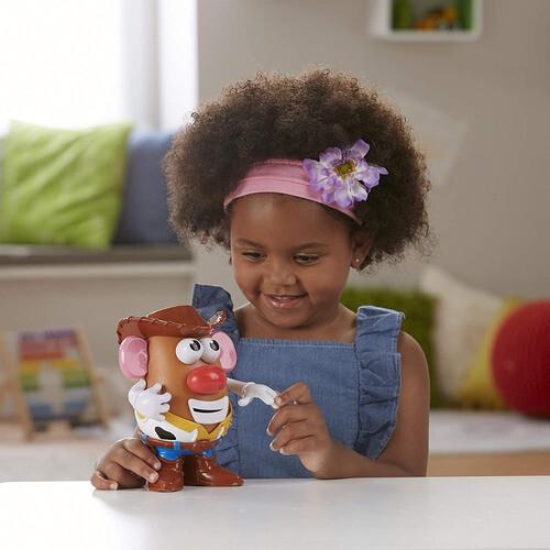 Hasbro - Sr. Cara De Papa Woody Toy Story 4