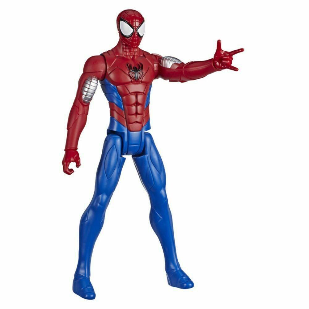 Hasbro - Spiderman Titan Armored Figura