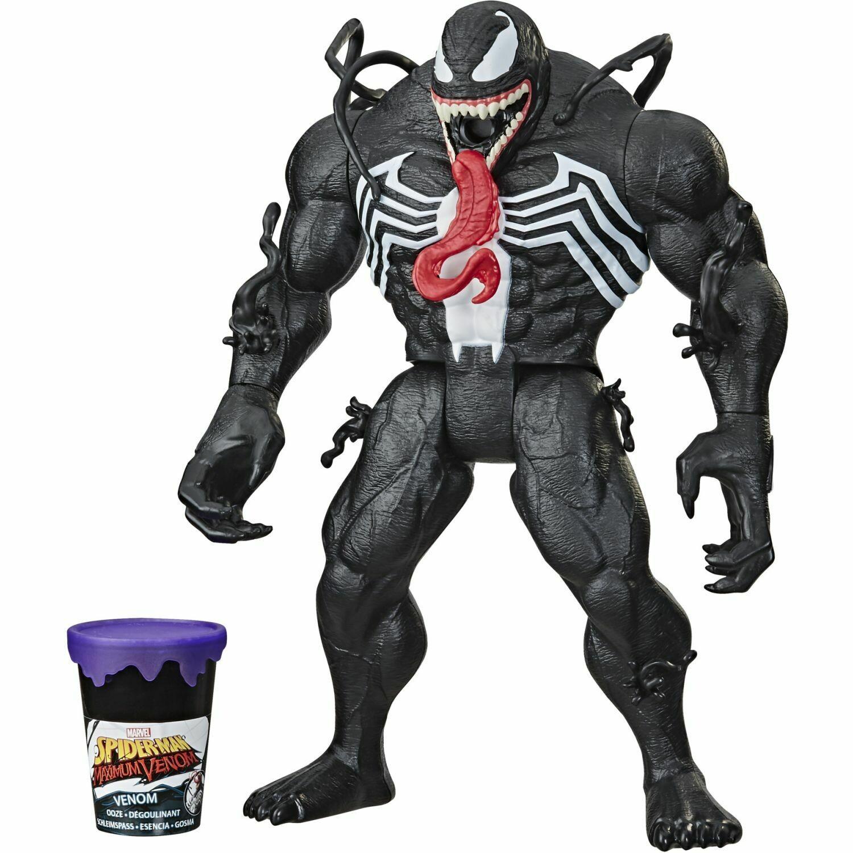 Hasbro - Spiderman Figura Venomized
