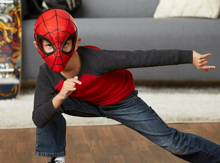 Hasbro - Spiderman Mascara