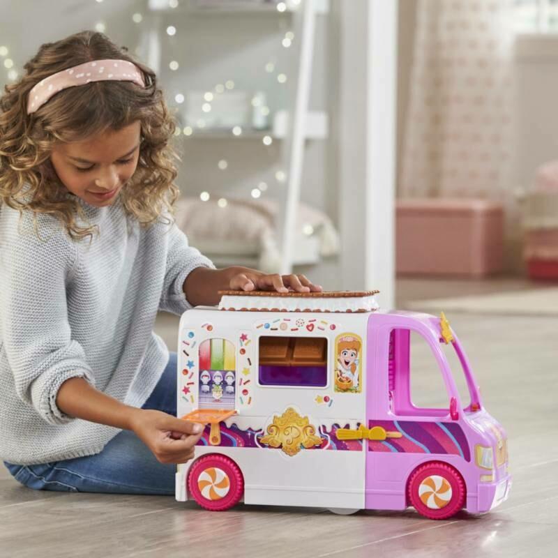 Hasbro - Princesas Disney Comfy Squad Camion De Golosinas