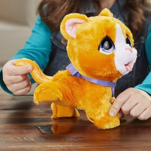 Hasbro - FurReal Friends Peealots Gatita