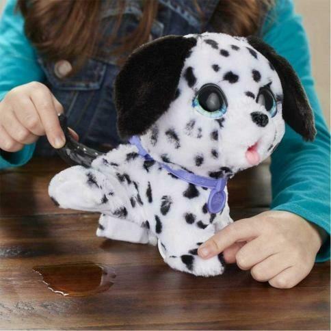 Hasbro - FurReal Friends Peealots Perrito Dalmata