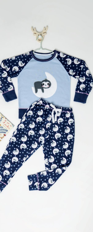 Pijama Perezoso de Polar