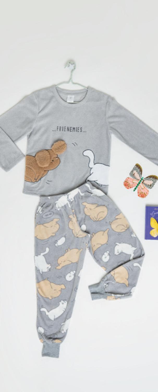 Pijama Frienemies de Polar