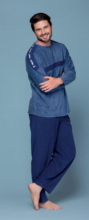 Pijama Azul de Polar