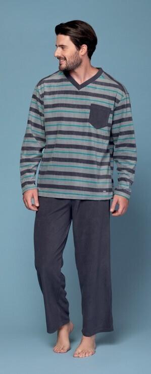 Pijama Gris de Polar