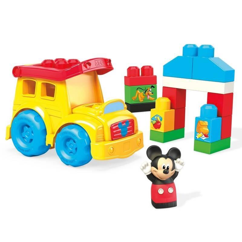 Mega Blocks - Vehiculos de Minnie y Mickey