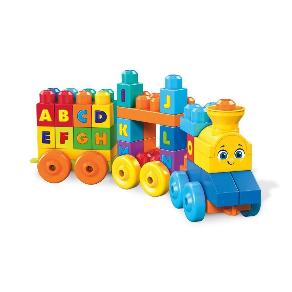 Mega Blocks - ABC Tren de Aprendizaje