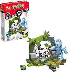 Mega Blocks - Pokemon Batalla