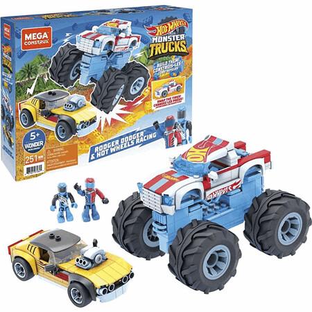 Mega Blocks - Rodger y Dodger Hot Wheels