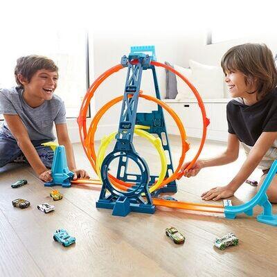 Hot Wheels - Triple Loop Kit