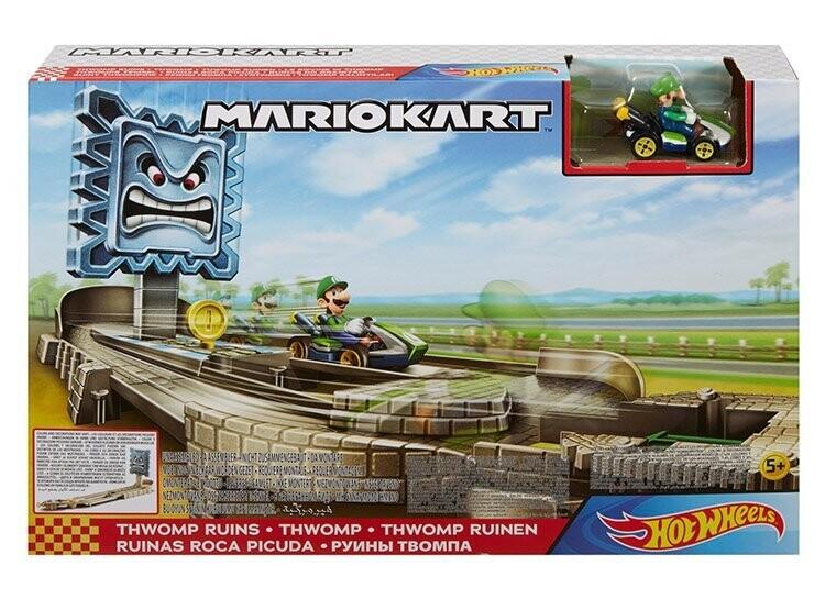 Hot Wheels - Mario Kart Pista de Niveles