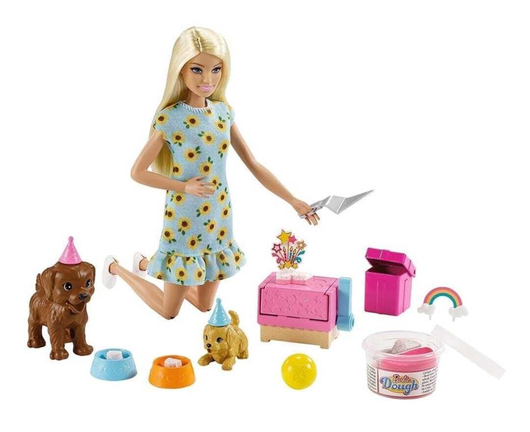 Barbie - Guarderia de Perritos