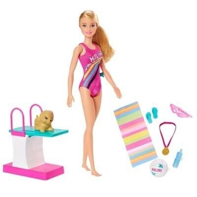 Barbie Dreamhouse Nadadora