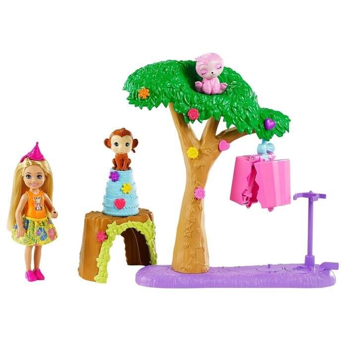 Barbie - Chelsea Fiesta en la Selva