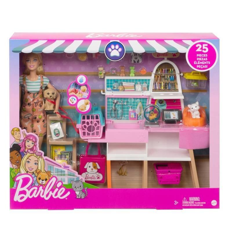 Barbie - Tienda de Mascotas